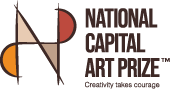 National Capital Art Prize Logo